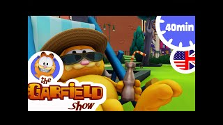 THE GARFIELD SHOW - 40 min - New Compilation #09