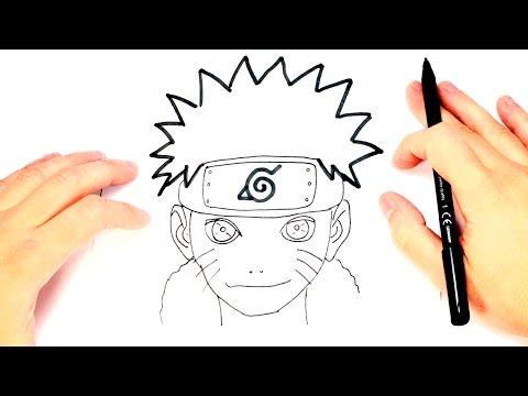 How to draw  Naruto | Naruto Easy Draw Tutorial