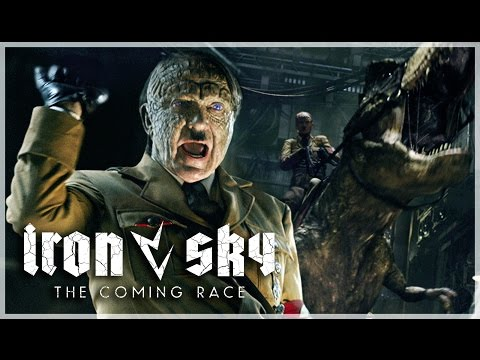 Iron Sky: The Coming Race Teaser Trailer