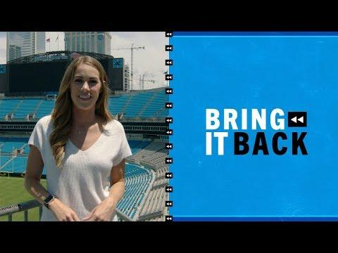Bring It Back: Cam Newton's energy on full display