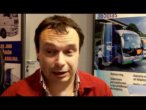 Vídeotestimonio Generadores de ozono en lavaderos de coches