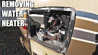 Replacing Rear RV/Motorhome Air Bags | 1989 P30 Chevy