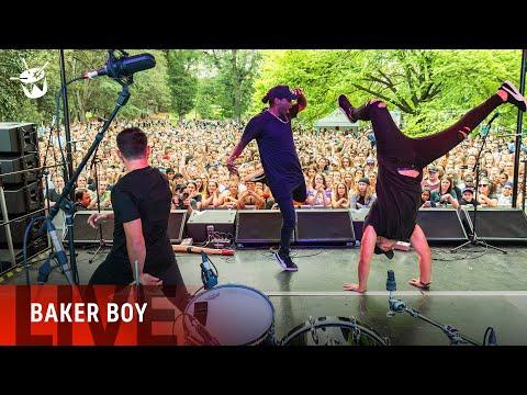 Baker Boy Marryuna Triple J Unearthed Live At The Steps