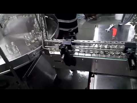 Edible Oil Filling Capping Machine