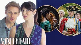 Vanity Fair - Recap' season 1 &2 - Sam & Caitriona