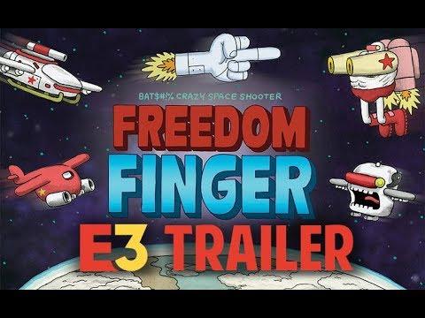 Freedom Finger - Kinda Funny E3 Trailer! thumbnail
