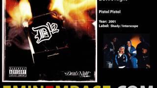 D12 - Pistol Pistol
