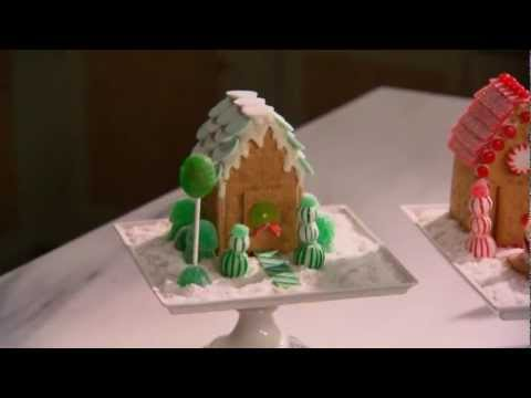 How to Make Graham Cracker Cottages