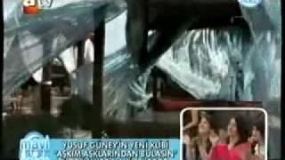 Yusuf Güney - Askim Asklarindan Bulasin Video Klip 2009 YEP YENi ORIGINAL