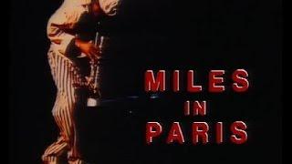 Miles Davis in Paris 1989
