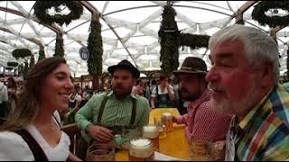 Oktoberfest 2017 - Das Hofbräu-Festzelt im 360-Grad-Video