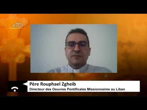 Père Rouphael Zgheib : « L'Eglise maronite est toujours dans l'attente de la Résurrection ! »