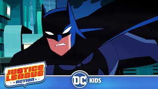 Justice League Action | Batman's Mission | DC Kids