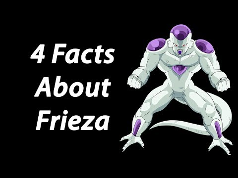 4 Facts About Frieza