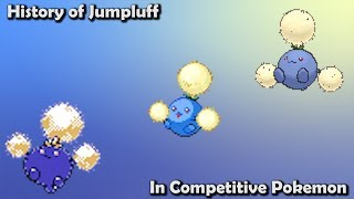 How GOOD was Jumpluff ACTUALLY? - History of Jumpluff in Competitive Pokemon (Gens 2-6)