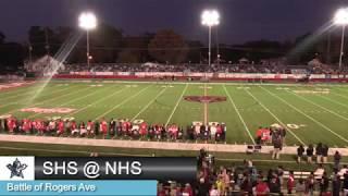 Football vs. Northside 11/2/18