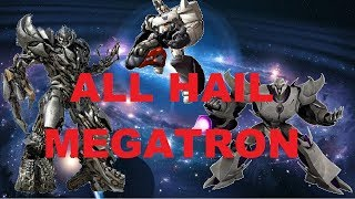 MEGATRON TRIBUTE ~WHO TAUGHT YOU HOW TO HATE~
