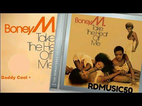 Boney M. -  Daddy Cool CD AUDIO 1976