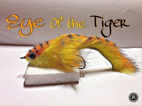 Fly tying TIGER ZONKER por Jorge G
