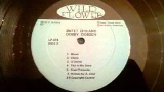 Dobby Dobson - Cherie - Beautiful Jamaican Doo Wop Ballad