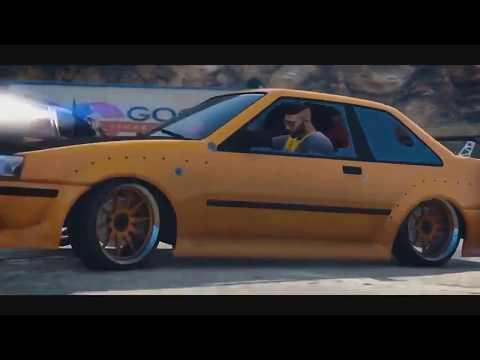 Клип GTA 5 / GTA V Clip