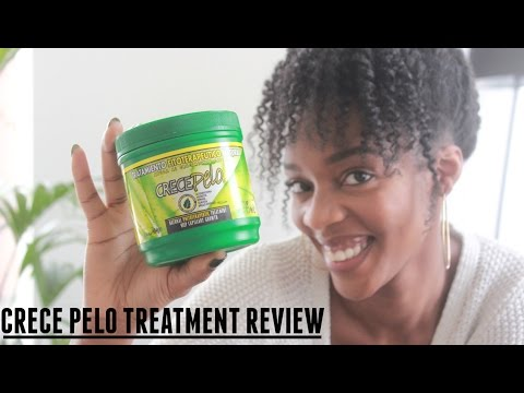 CRECE PELO TREATMENT REVIEW