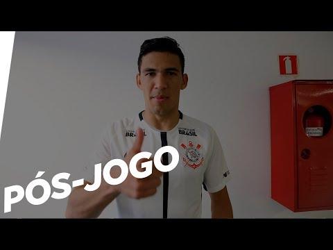 Pós-Jogo - Corinthians 2x1 São Paulo - Paulistão 2018