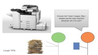 An image of copy machine and stick figures