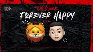 Miky Woodz Feat Juhn   Forever Happy