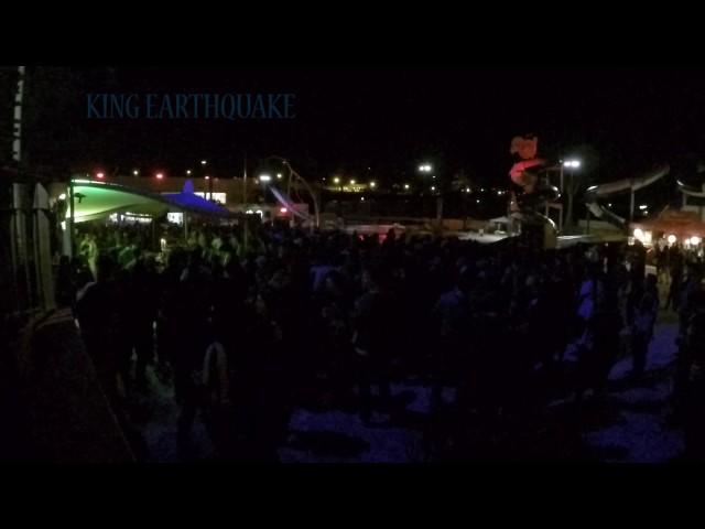 King-earthquake-last-tune-international