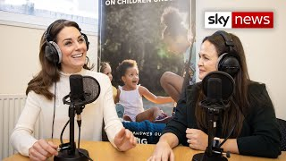 Duchess Kate Admits To Feeling Mum Guilt In Podcast
