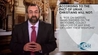<h5>10. The Pact of Umar</h5><p>In this tenth segment of his Basics of Islam series, Jihad Watch director Robert Spencer discusses the legendary Pact of Umar, and what it reveals about the status of Jews and Christians in Islamic law.</p>