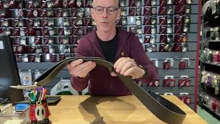 How To Fit Kilt Buckle To Kilt Belt
