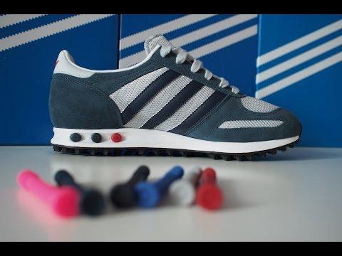 Обзор кроссовок Adidas L.A. Trainer