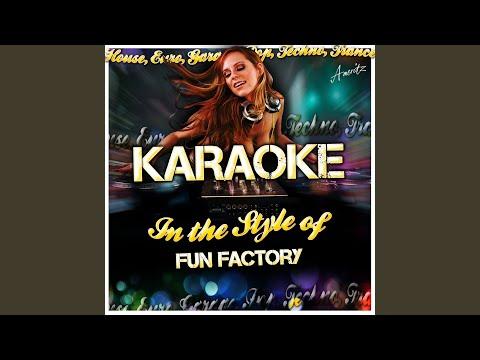 Self Control (In the Style of Fun Factory) (Karaoke Version)