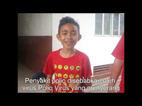 Video Pencegahan Penyakit Polio