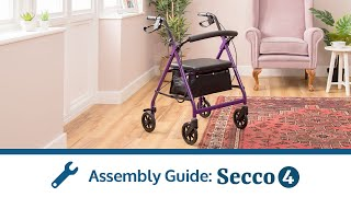 Secco 4 Assembly Guide