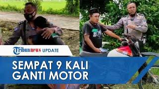 Andik Santoso Kini Dapat Motor Baru, Sempat 9 Kali Ganti Motor Demi Mengajar di Pelosok Jombang