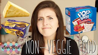 Surprisingly Non-Vegetarian Food