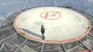 Hướng dẫn cách lấy máy bay trực thăng và nhảy dù trong GTA 5