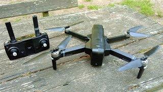 SJRC F11 - Schwere faltbare GPS Drohne / Brushless HD Kamera Quadcopter von Gearbest im Test