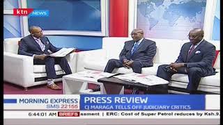 Musalia Mudavadi hunts for 2022 running mate