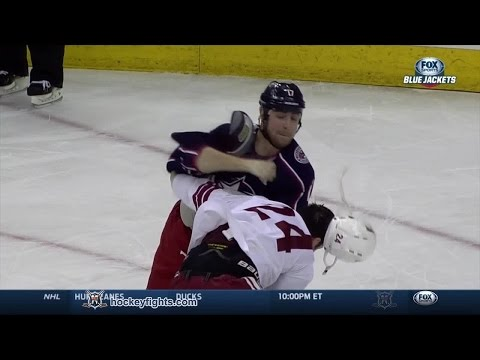 Brandon Dubinsky vs. Kyle Chipchura