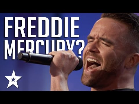 Brian Justin Crum Takes on Queen's 'Somebody To Love' | Got Talent Global