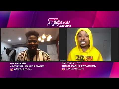 David Boanuh and Dancegod Lloyd speak on what they did in Beyonce's Black is King | 30 Minutes