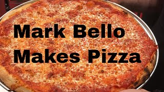 Mark Bello of Pizza A Casa Makes  New York Style at Pizza Expo
