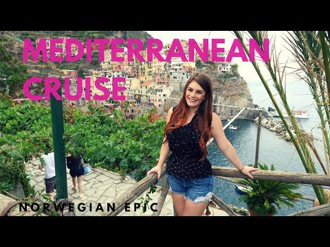 Norwegian Epic Mediterranean Cruise