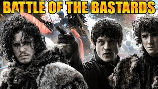 UEBS - GAME OF THRONES: BATTLE OF THE BASTARDS RECREATION | Ultimate Epic Battle Simulator