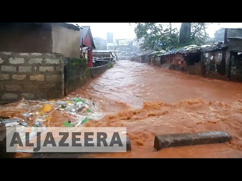 At least 600 people missing after Sierra Leone floods