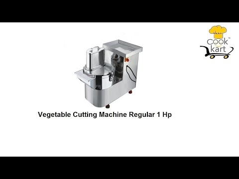 1HP  Deluxe  Vegetable Cutting Machine